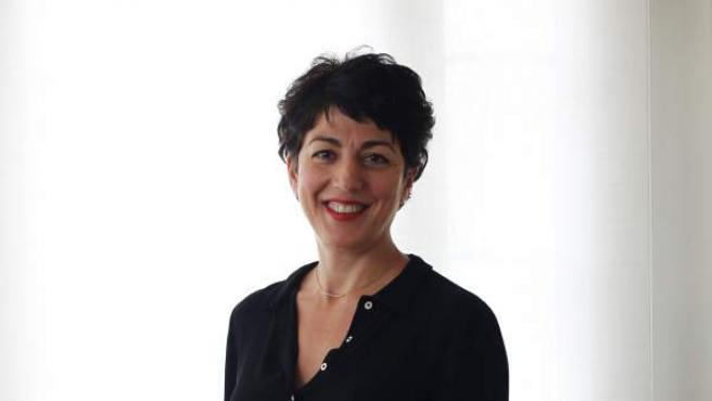 Rosalía Lloret, periodista.