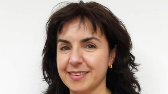 Isabel Serrano. Periodista.