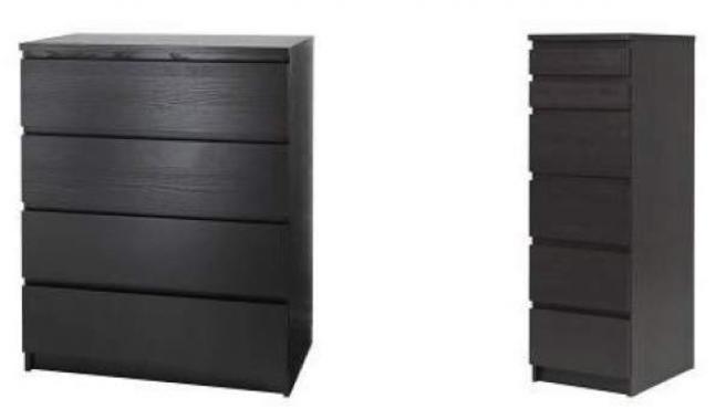 Malm, la cómoda de Ikea retirada tras la muerte de varios niños
