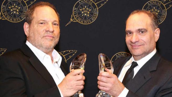 """La ex-asistente de Bob Weinstein: """"Todo se sabía desde hace décadas"""""""