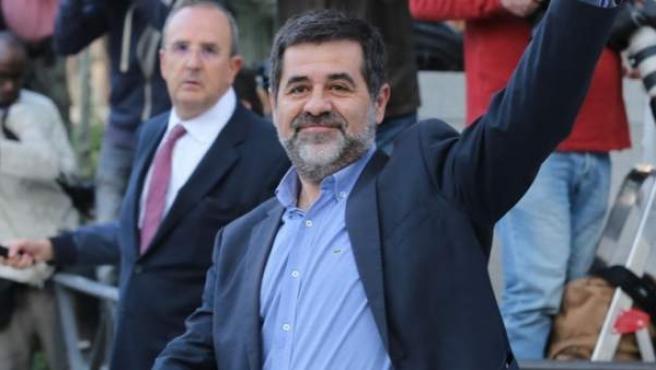 Jordi Sànchez Presidente De La Anc Desde La Cárcel El