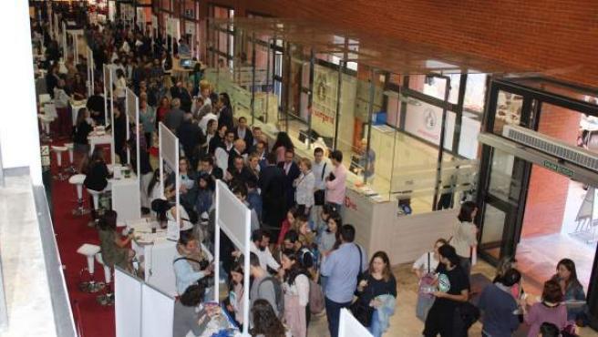 XII Fòrum d'Ocupació de la Universitat de València