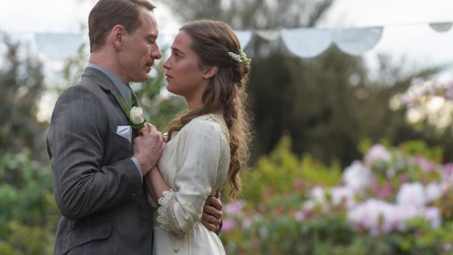 ¿Se han casado Michael Fassbender y Alicia Vikander en Ibiza? Sí, quieren