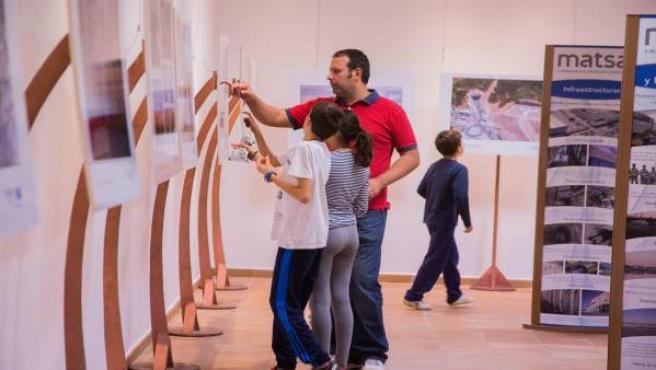 Exposición de Matsa.