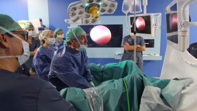 cirugía de próstata you tube de