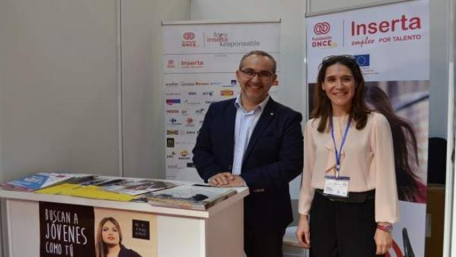 ONCE impulsa en Sevilla la inserción laboral y la formación