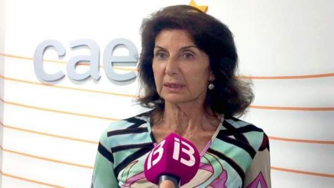Carmen Planas, CAEB