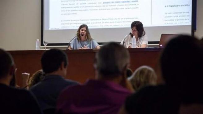 Asamblea de la Unió de Periodistes Valencians