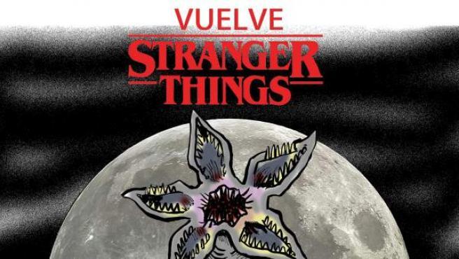 Vuelve 'Stranger Things'. La viñeta de Malagón.