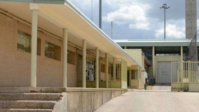 Imagen del exterior de la cárcel de Soto del Real, en Madrid.