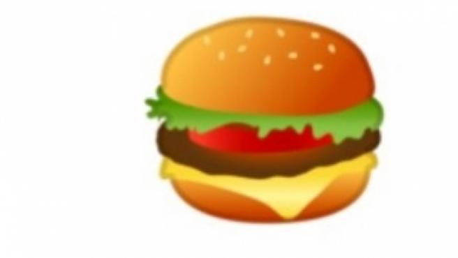 ¿Quién tiene la razón? ¿Dónde debe ir el queso de la hamburguesa?