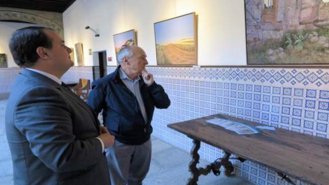 Exposición de Miguel Ángel Velasco