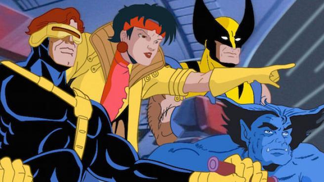 ¿Y si recuperamos los dibujos de 'X-Men'?