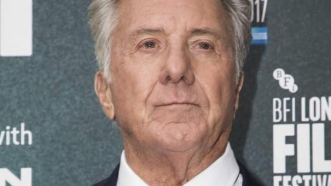 Dustin Hoffman, durante la promoción de una película, en una imagen reciente.