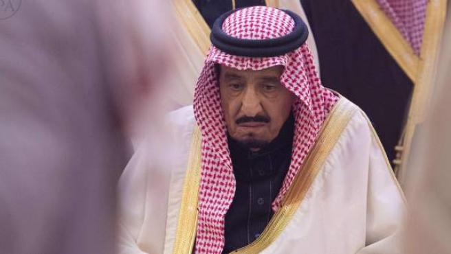 Imagen del rey de Arabia Saudí, Salman bin Abdulaziz.
