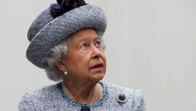 Imagen de Isabel II, reina de Inglaterra.
