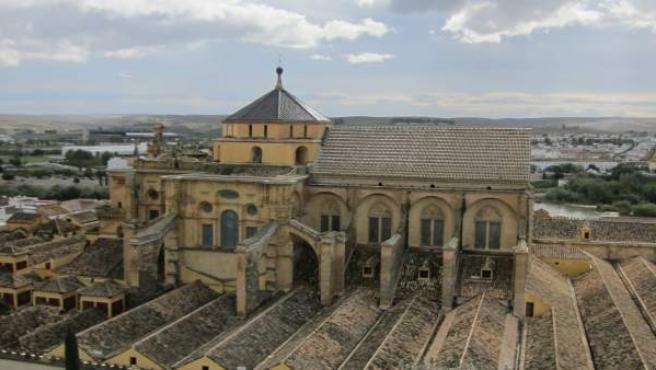 La Mezquita-Catedral, inmatriculada en 2006, vista desde su torre