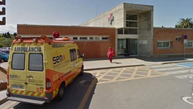 Imagen del centro de salud de Torroella de Montgrí, en Girona.