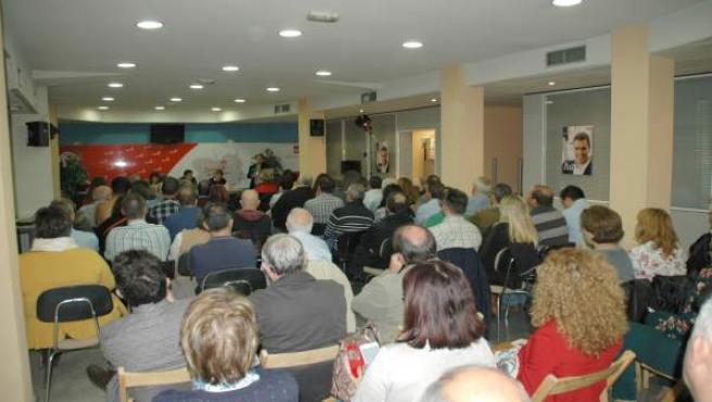 Comité Provincial PSOE Guadalajara