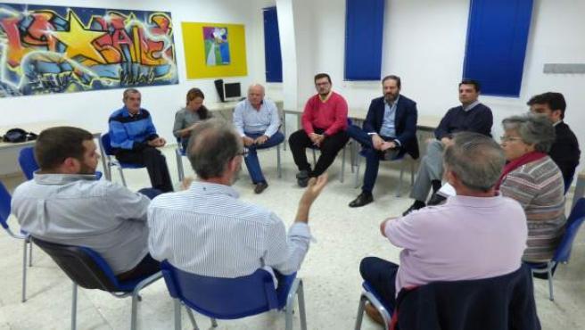 El PP de Córdoba valora la labor de la asociación Estrella Azahara