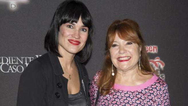 Irene Villa (hija) y María Jesús González (madre)