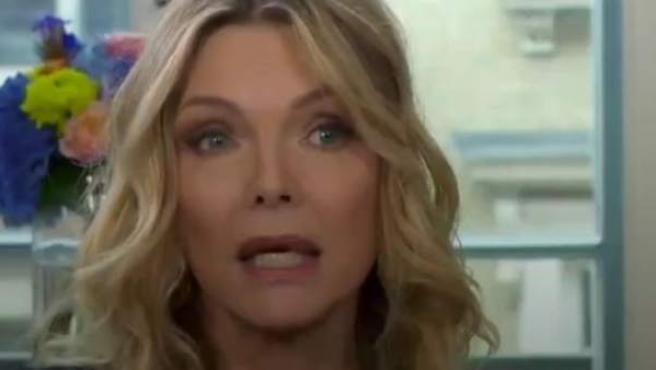 Michelle Pfeiffer hablando sobre abusos sexuales en Hollywood.