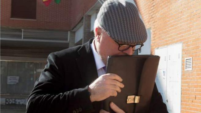 Fotografía de archivo de 2016 del excomisario José Manuel Villarejo.