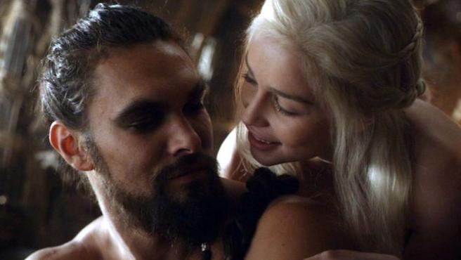 'Juego de tronos': Daenerys y Khal Drogo se reencuentran