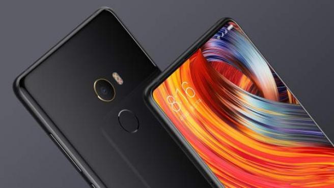 El 'smartphone' Mi Mix 2 del fabricante chino Xiaomi.