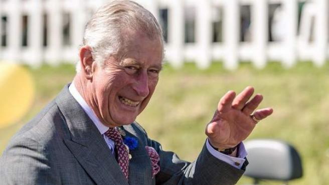 El príncipe Carlos de Inglaterra, en una imagen tomada en septiembre de 2017.