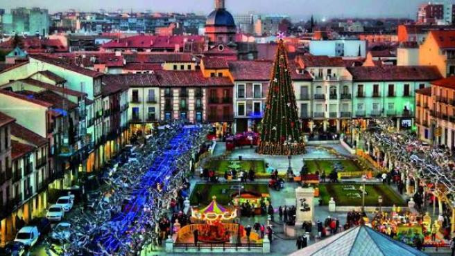 'Alcalá, ciudad de la Navidad'.