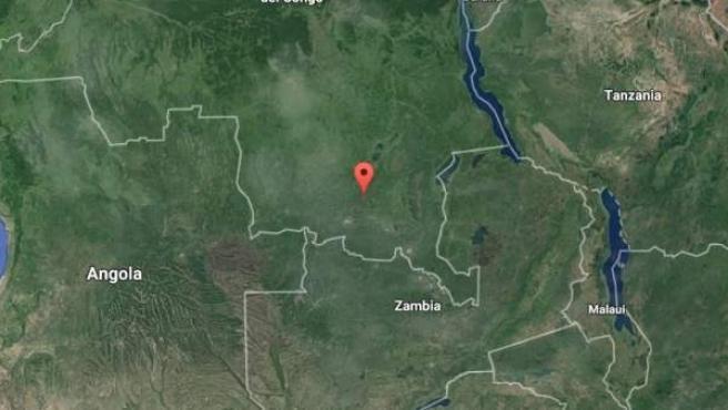 El menos 33 personas murieron en un accidente de tren en una estación en el sudoeste de la República Democrática del Congo (RDC).