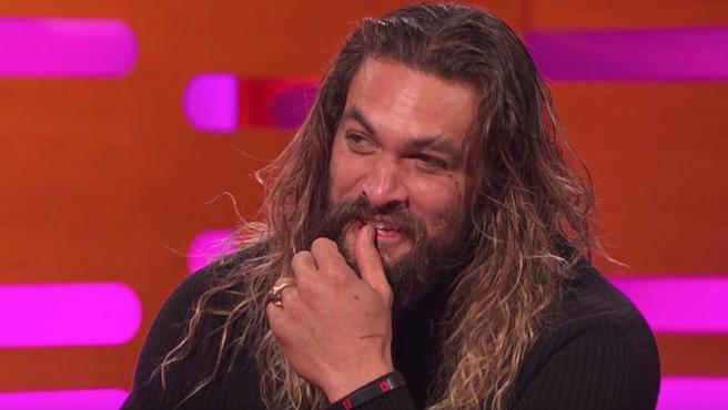Jason Momoa todavía habla dothraki