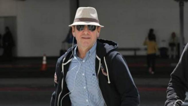 El actor Kevin Spacey, en una imagen de archivo.