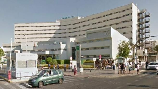 Hospital Virgen Macarena de Sevilla.