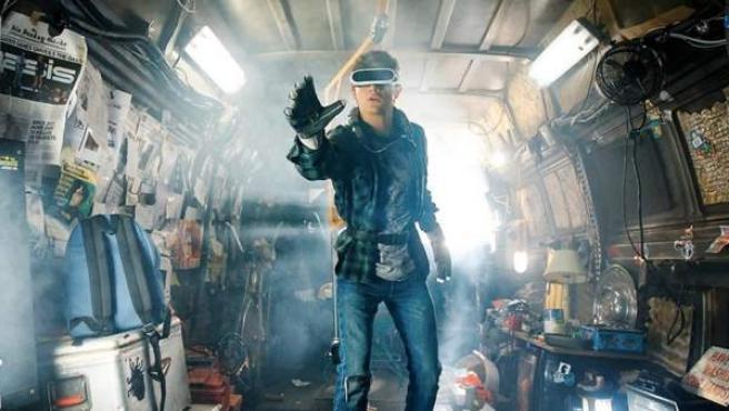 Wade Watts, el héroe protagonista de 'Ready Player One', la película de Steven Spielberg basada en la novela homónima.