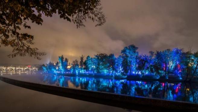 River of Light 1 & 2. Kari Kola. Cortesía de Artichoke