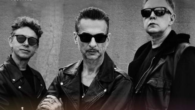 Depeche Mode actuará en el Mad Cool Festival.