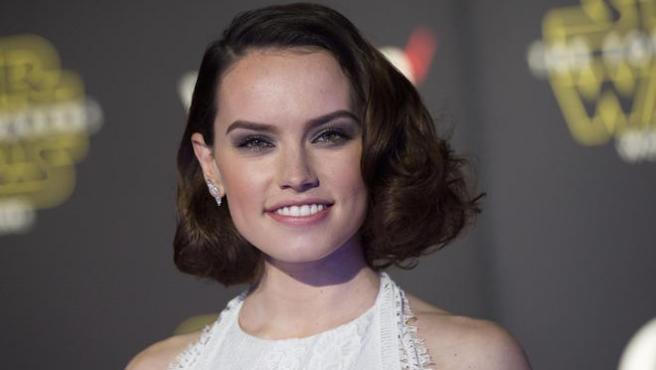 Daisy Ridley será la nueva superheroína de Netflix