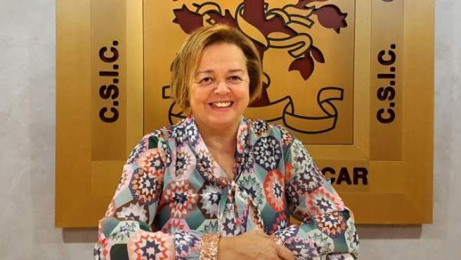 Rosa Menéndez, nueva presidenta del CSIC.