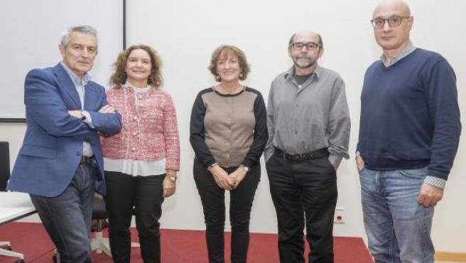 17Nov18 - 13:00.- Biblioteca Central De Cantabria.La Directora General De Cultu