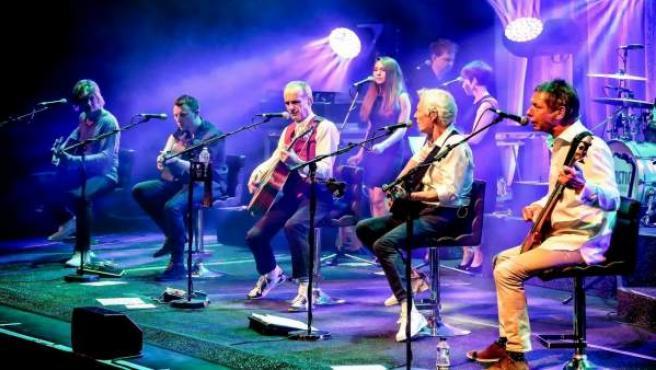 Status Quo en concierto