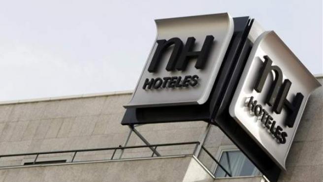 Un hotel de la cadena española NH.