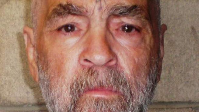 Charles Manson, en una imagen en la cárcel.