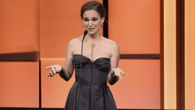 Natalie Portman, en una imagen de archivo.