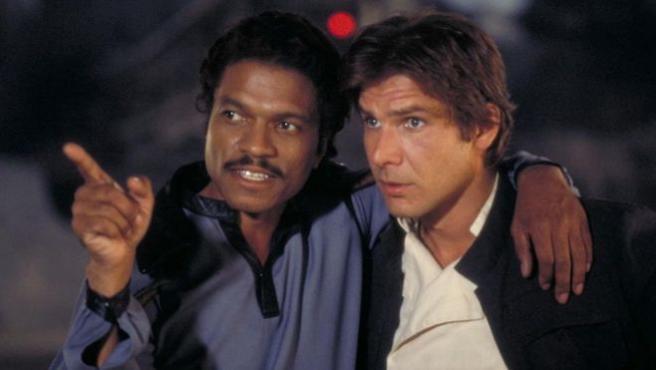 'Star Wars': Lando Calrissian no estará en 'Los últimos Jedi'