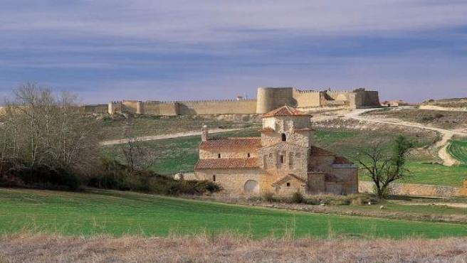 La Villa de Urueña, en Valladolid.