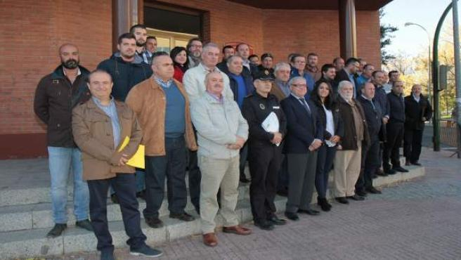 Jornada de Asociación de Jefes y Directivos de las Policías Locales de Andalucía