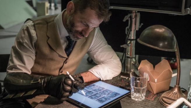 """'Liga de la Justicia': """"No existe un montaje de Zack Snyder"""""""