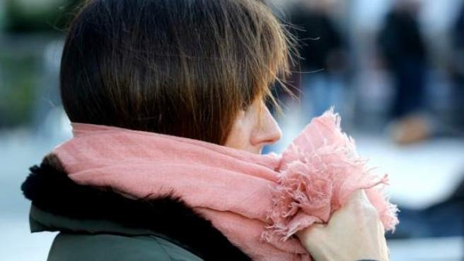 Doce provincias estarán este lunes en aviso por bajas temperaturas.